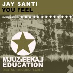 Cover: Jay Santi - You Feel