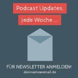 Für Newsletter anmelden!
