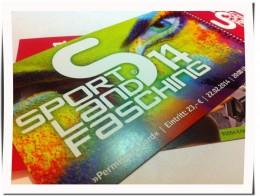 Karten für Sportland Fasching gewinnen