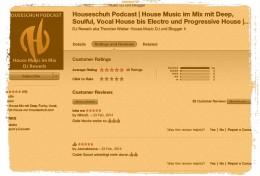 Houseschuh Bewertungen bei iTunes