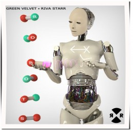 Green Velvet & Riva Starr - Robots (Weiss)