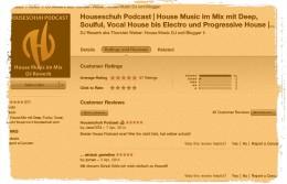 Bewertungen bei iTunes