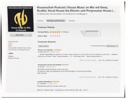 iTunes Rezensionen