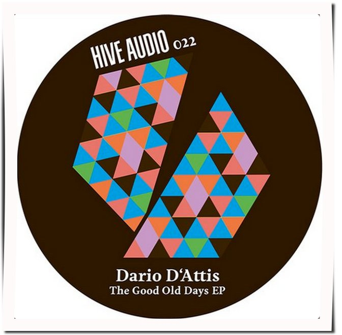 Cover: Dario D'Attis - The Good Old Days