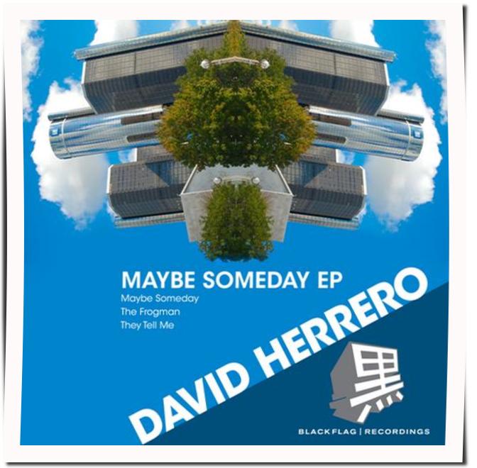 David Herrero – The Frogman