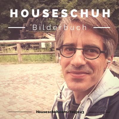 HSP43 Houseschuh Bilderbuch