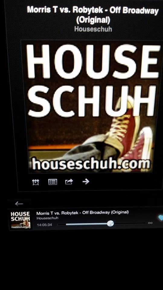 Houseschuh Player als Screenshot von Hank