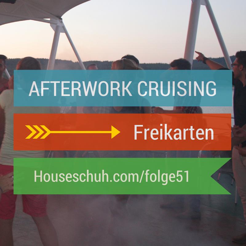 HSP51 Freikarten für Afterwork Cruising Party gewinnen
