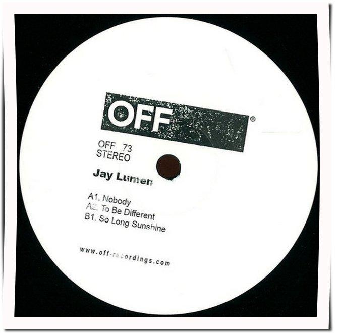 Jay Lumen - Nobody, Off Recordings