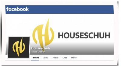 Facebook-Seite von Houseschuh