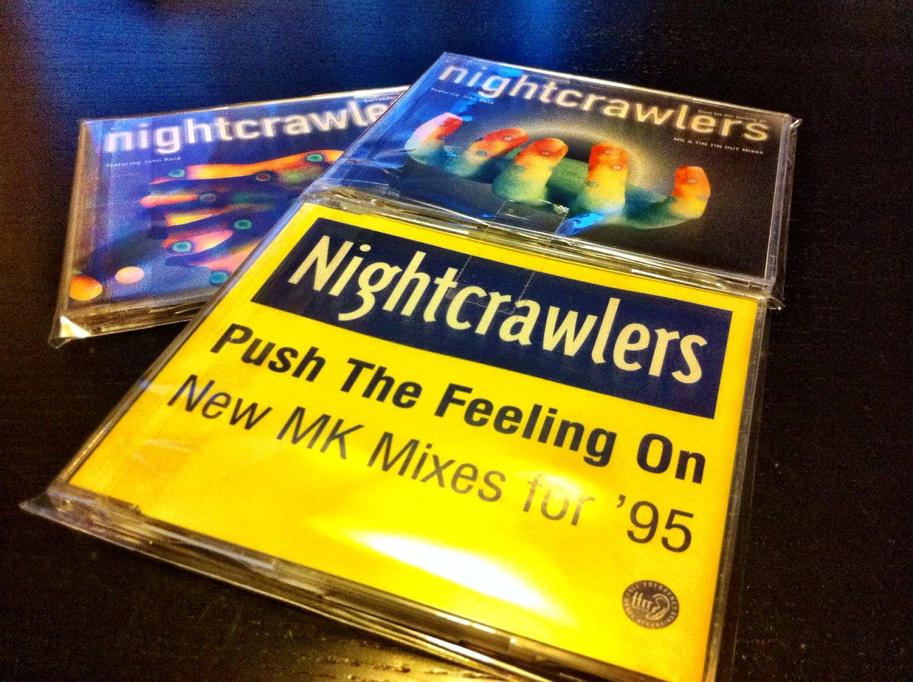 Nightcrawlers - Push The Feeling On (MK Dub Revisited)