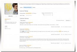 4 schrfitliche Bewertungen bei iTunes