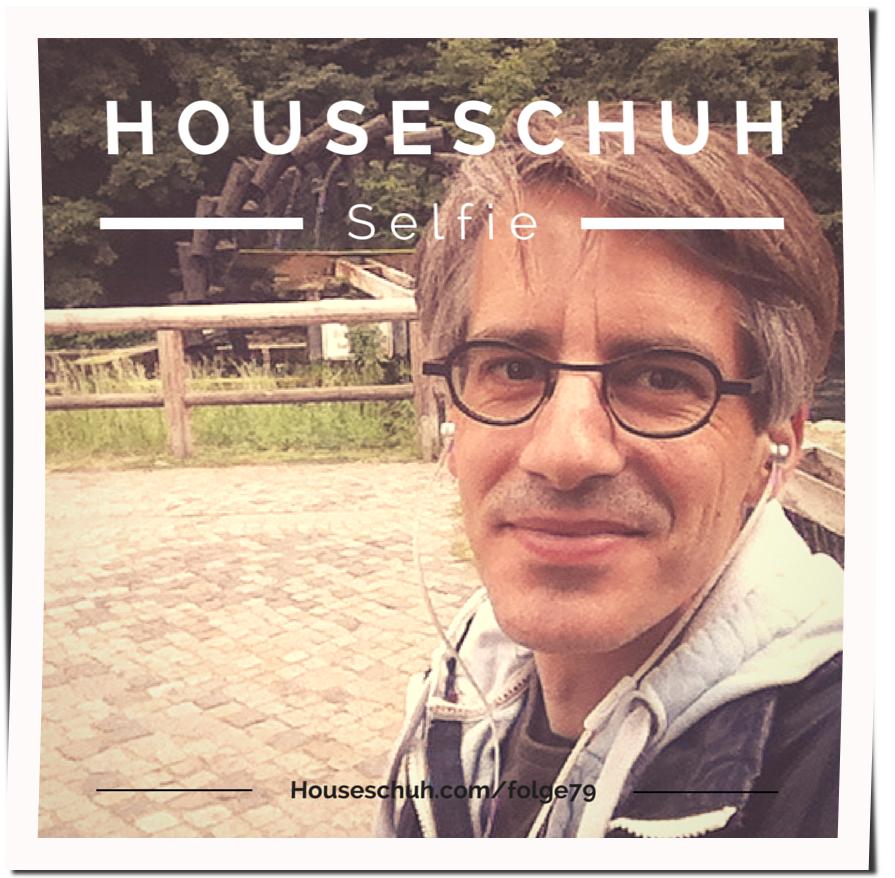 Selfies für das Houseschuh Hörer-Bilderbuch