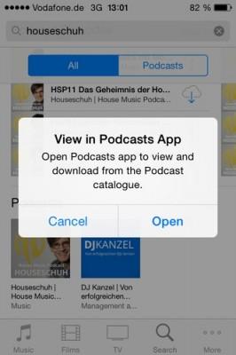 5-podcast-in-podcast-app-anzeigen-itunes-verlassen