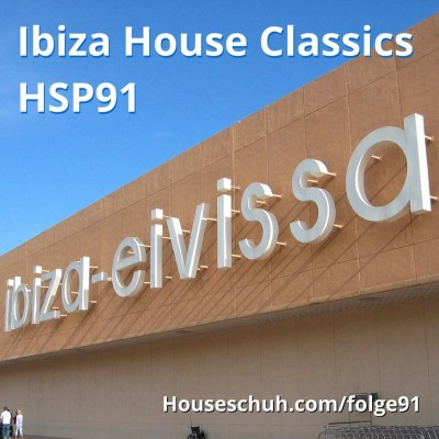 HSP91 Ibiza House Classics mit Paul Johnson, Crystal Waters, Michael Gray und CeCe Peniston