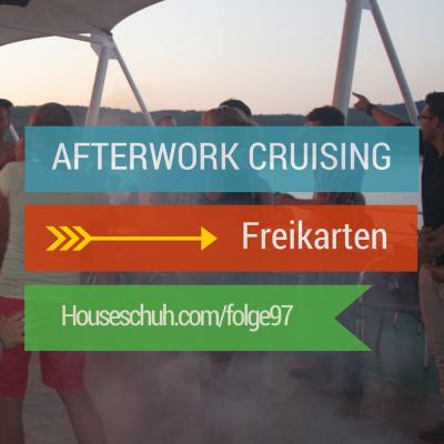 Afterwork-Cruising-Party, 10 x 2 Freikarten für MS-Brombachsee gewinnen