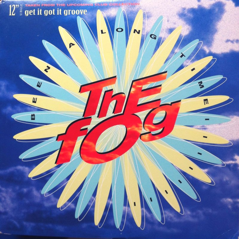 "The Fog - Been A Long Time, Cover 12"" Maxi"