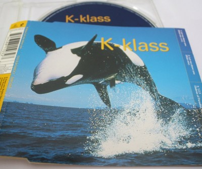K-Klass ft. Bobbi Depasois - Let Me Show You (1993), CD-Cover