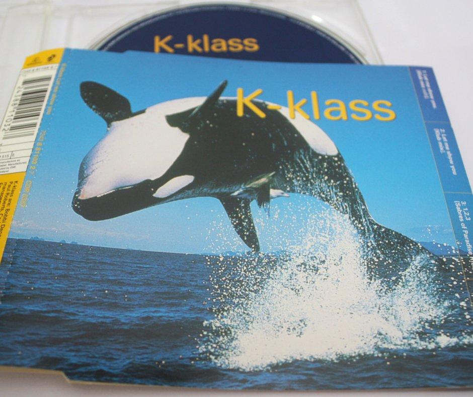 K-Klass ft. Bobbi Depasois - Let Me Show You (1993), CD-Cover