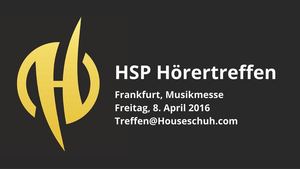 Erstes Hörertreffen in Frankfurt