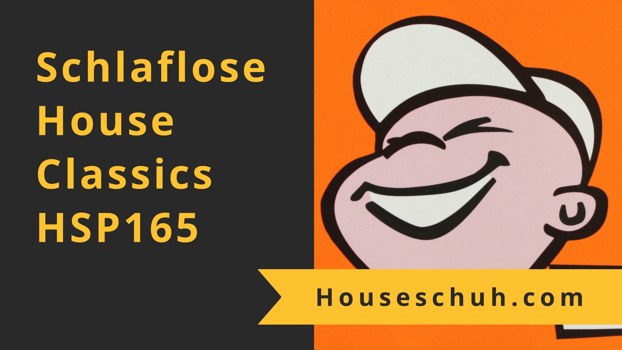 HSP165 Schlaflose House Classics mit Faithless, Tag Team und Rhythm Factor