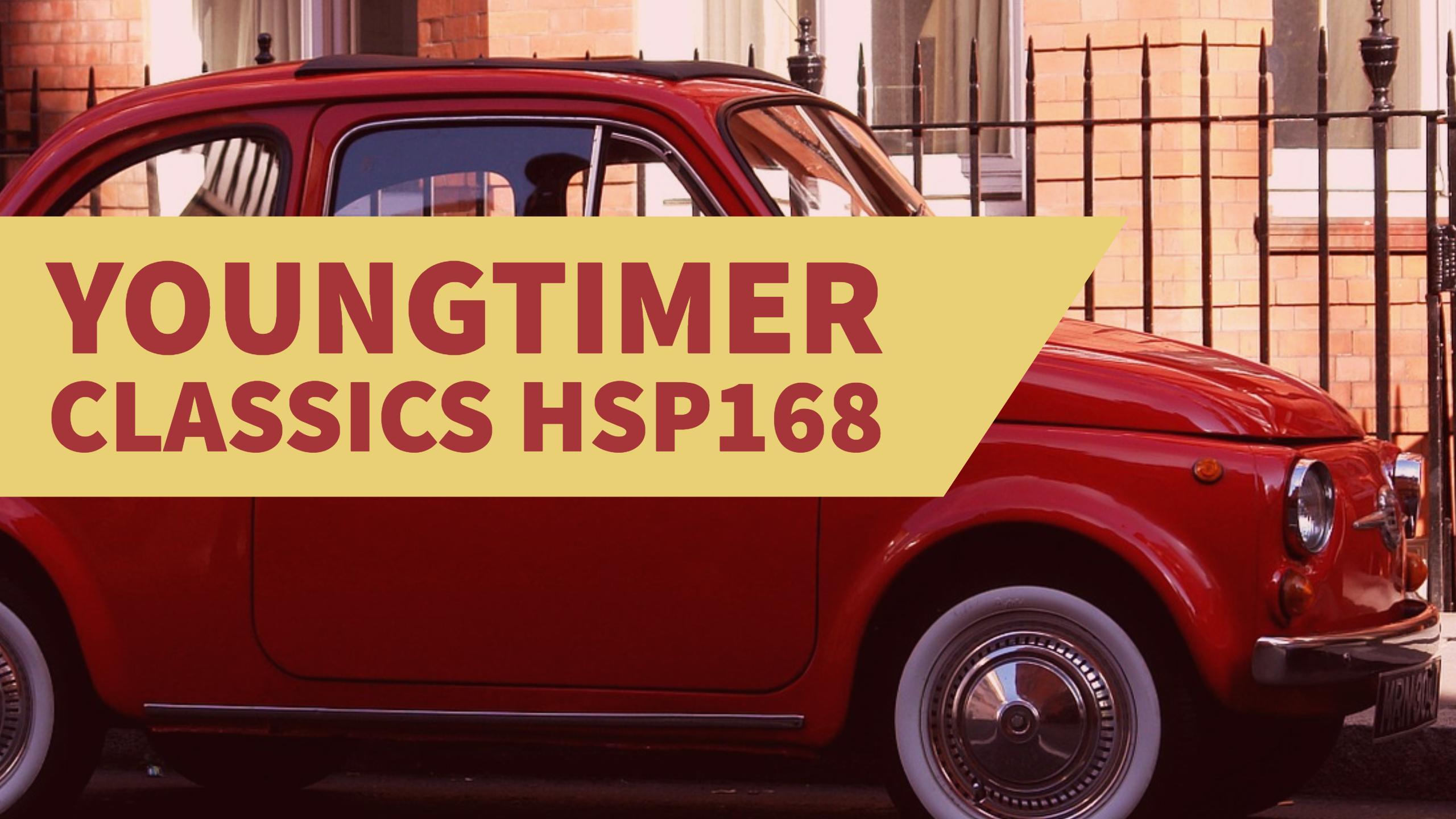 HSP168 Youngtimer mit Black Legend, The Committee und John Cutler