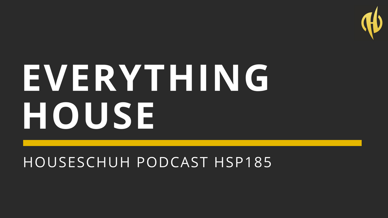Everything House mit Ryan Blyth, Sharam Jey und Noelle | Houseschuh Podcast HSP185